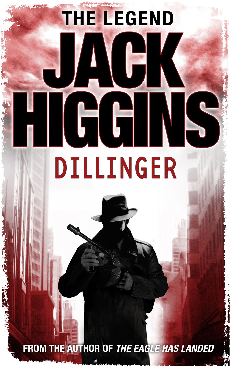 Jack Higgins Dillinger garth ennis john higgins pride