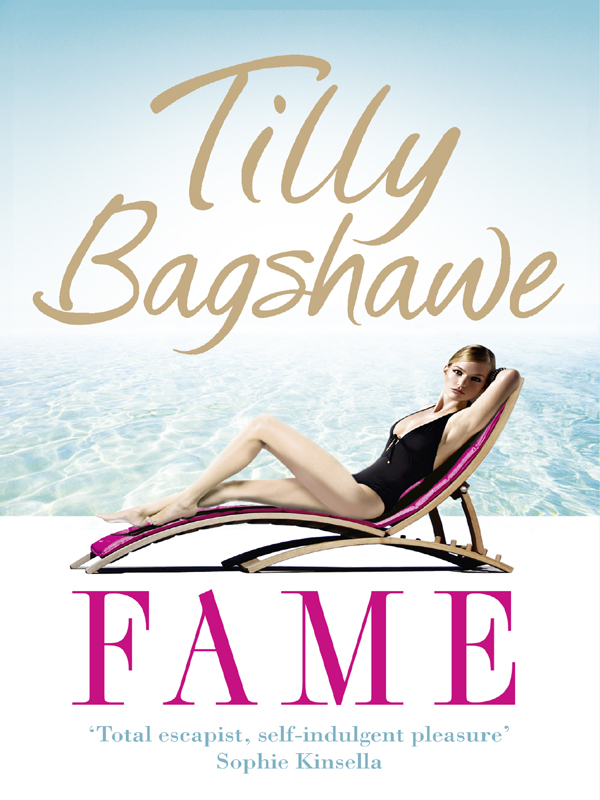 Tilly Bagshawe Fame searching for tilly