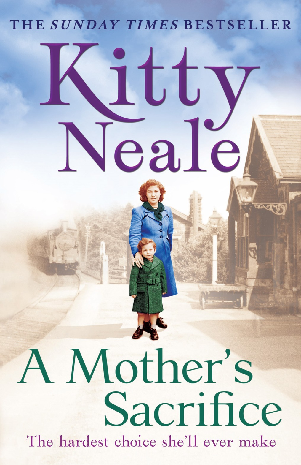 Kitty Neale A Mother's Sacrifice mary burbidge forever baby jenny's story a mother's diary