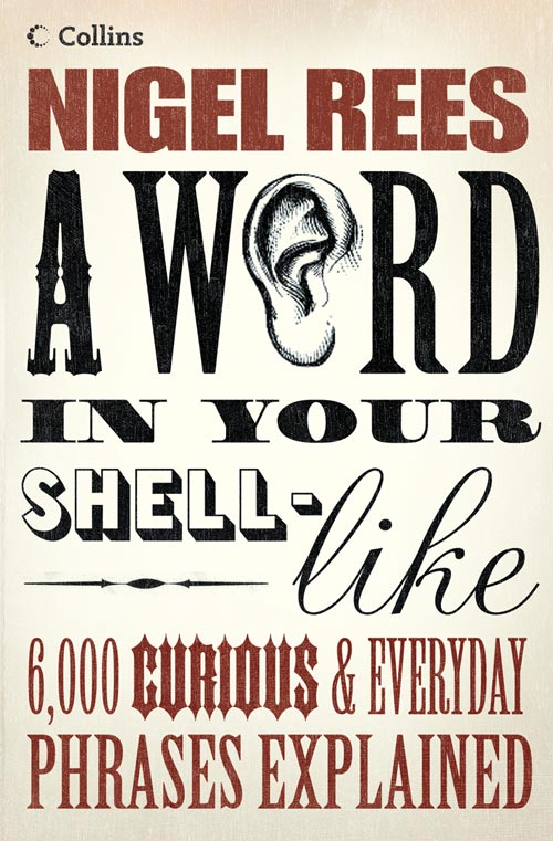 Nigel Rees A Word In Your Shell-Like gwyneth rees fairy secrets