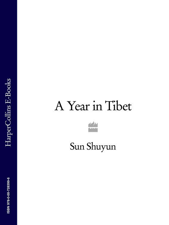 Sun Shuyun A Year in Tibet a surgeon in the village
