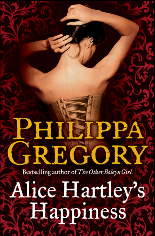Philippa Gregory Alice Hartley's Happiness топ gregory gregory mp002xw0xk3b page 6