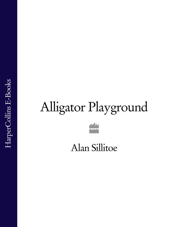 Alan Sillitoe Alligator Playground