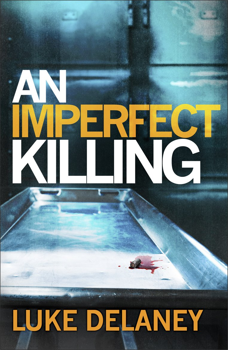 Luke Delaney An Imperfect Killing copycat killing