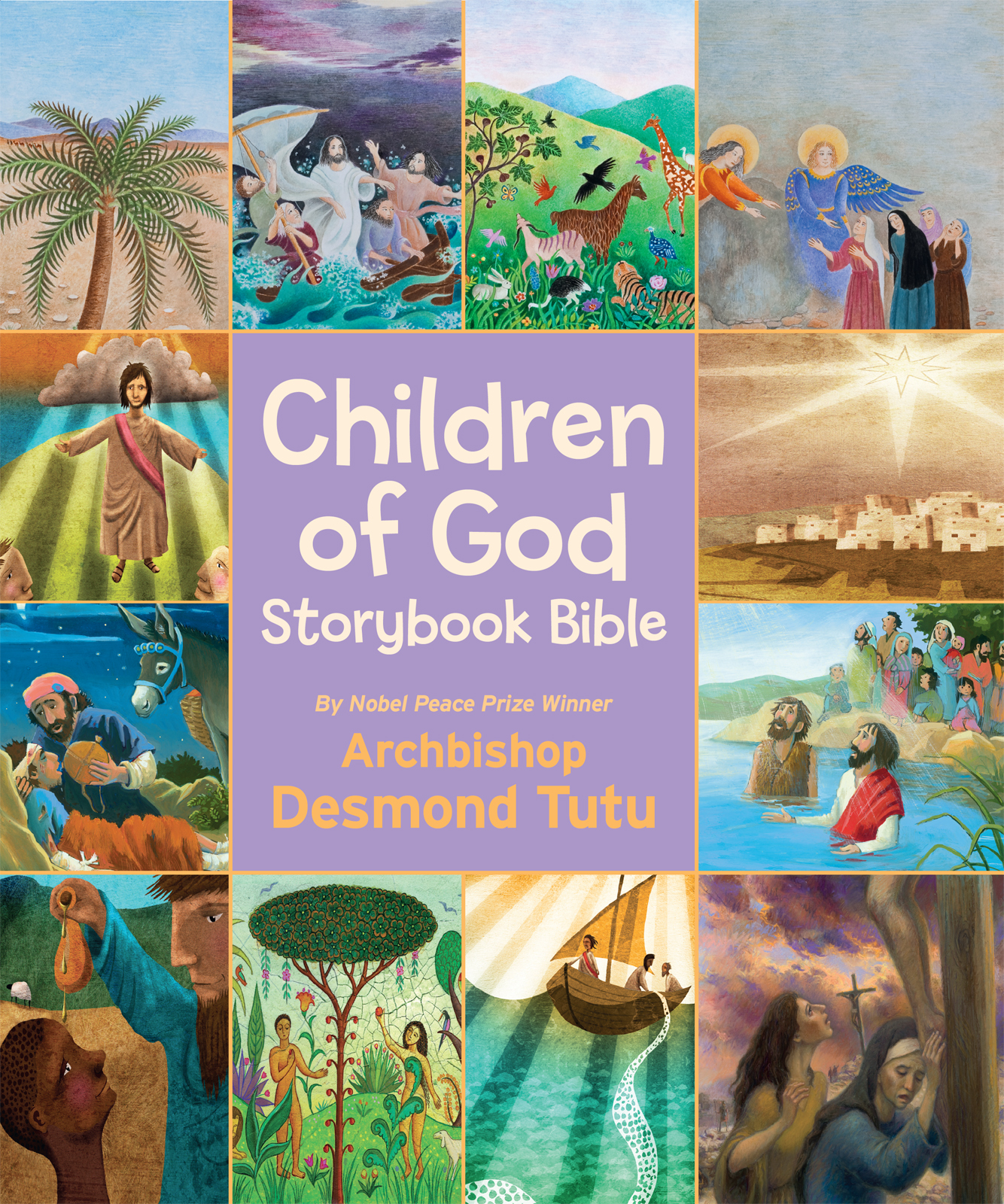 Archbishop Tutu Desmond Children of God Storybook Bible my first bible stories the nativity