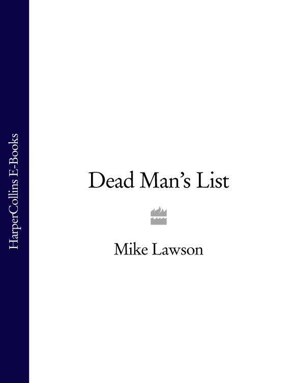 Mike Lawson Dead Man's List mike lawson the inside ring