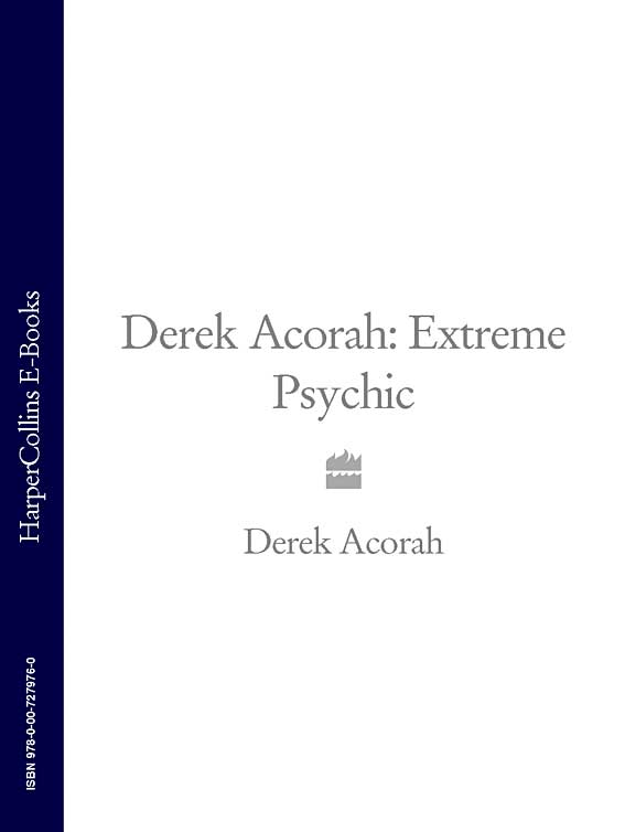 Derek Acorah Derek Acorah: Extreme Psychic derek bailey and the story of free improvisation