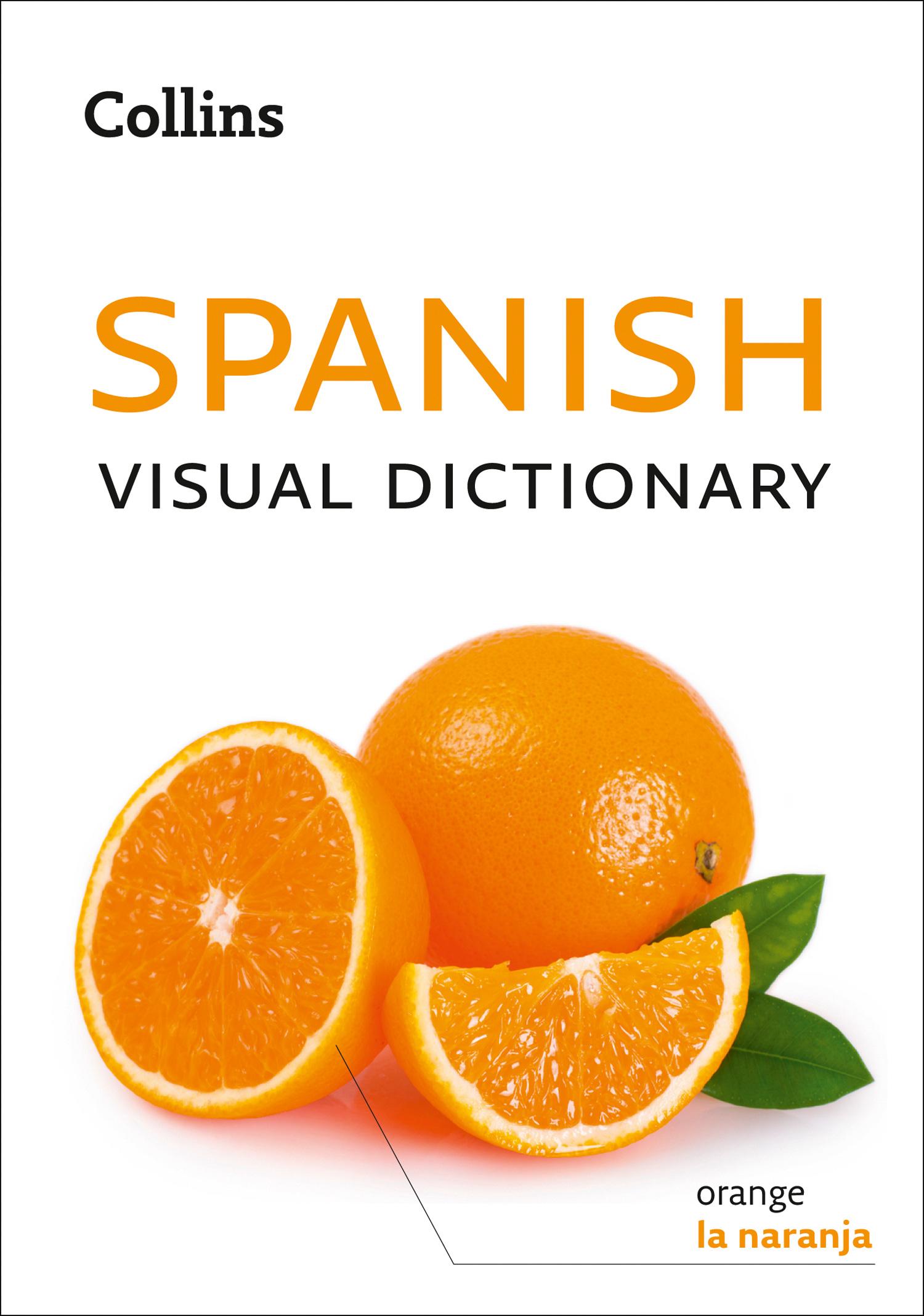 Collins Dictionaries Collins Spanish Visual Dictionary collins spanish dictionary and grammar page 3