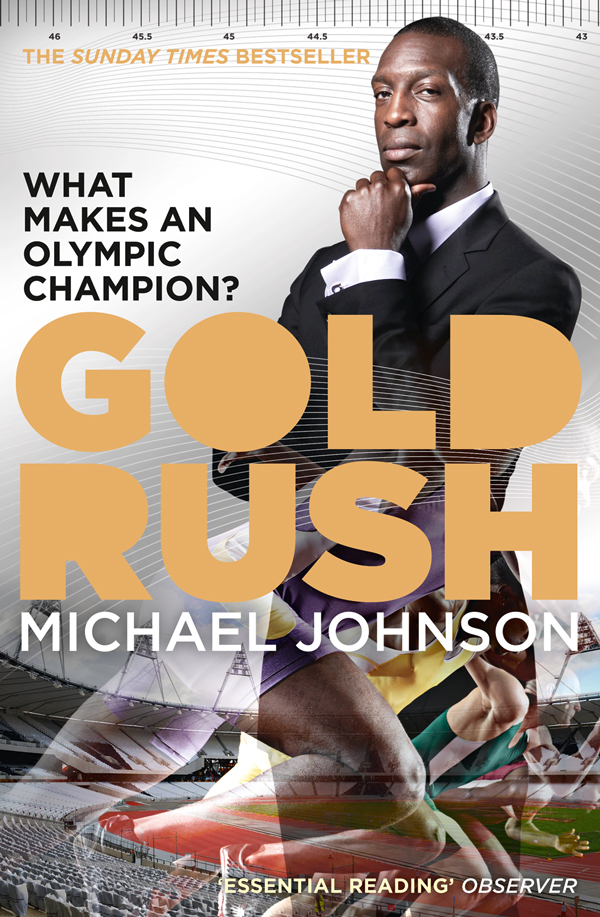 цена на Michael Johnson Gold Rush