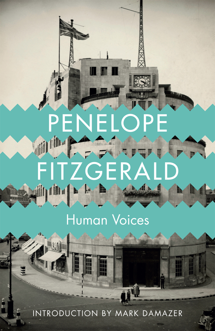 Penelope Fitzgerald Human Voices indigenous voices