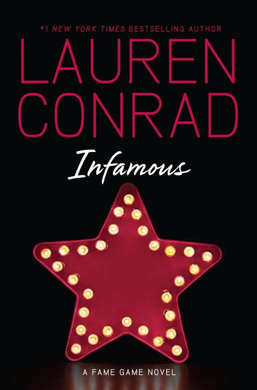 Lauren Conrad Infamous fame game infamous