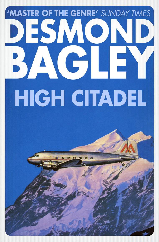 Desmond Bagley High Citadel цена и фото