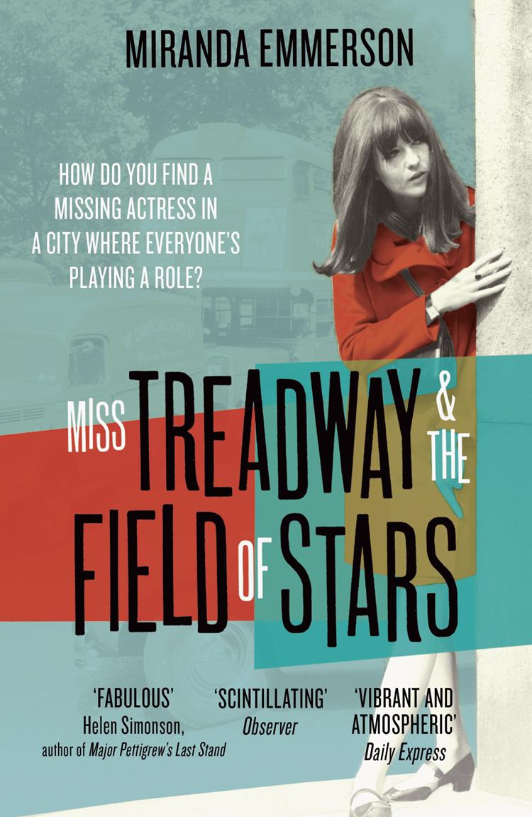 Miranda Emmerson Miss Treadway & the Field of Stars emmerson m miss treadway the field of stars