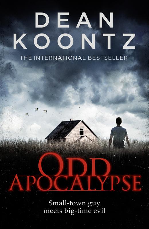 Dean Koontz Odd Apocalypse koontz dean phantoms