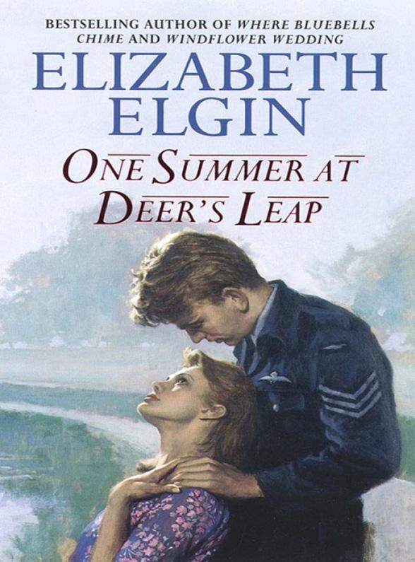 Elizabeth Elgin One Summer at Deer's Leap elgin