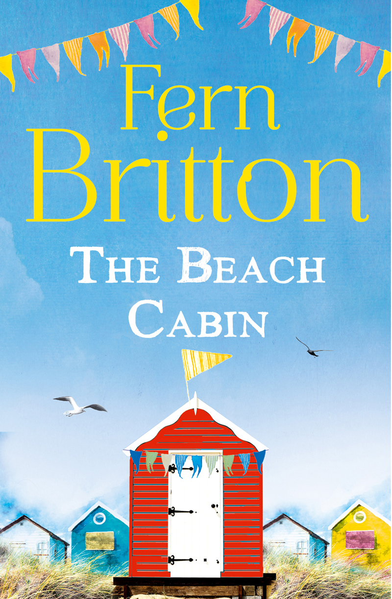 Fern Britton The Beach Cabin: A Short Story fern britton fern britton summer collection new beginnings hidden treasures the holiday home the stolen weekend