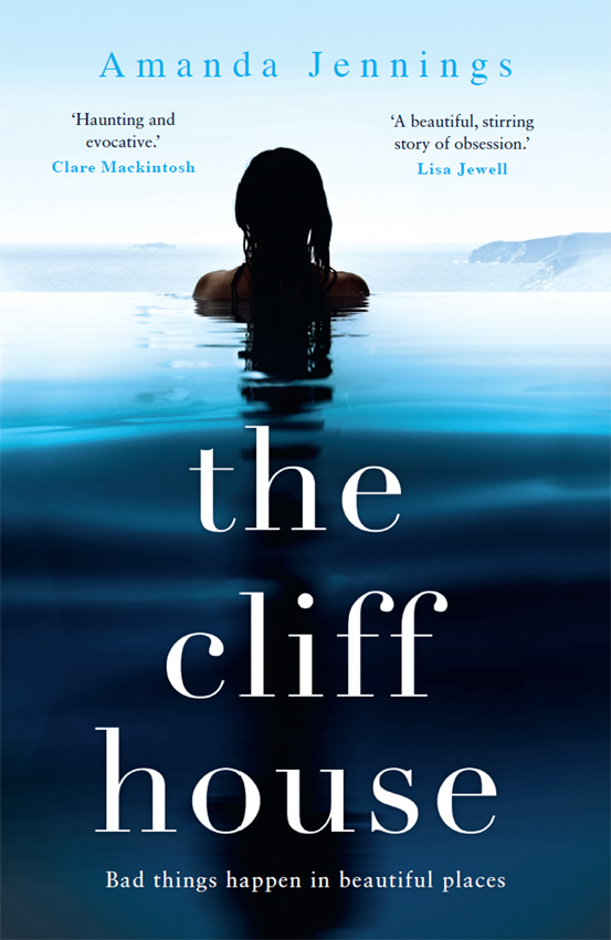 Amanda Jennings The Cliff House: A beautiful and addictive story of loss and longing cliff 135 yellow