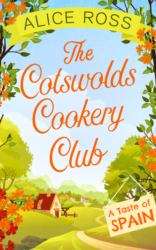 лучшая цена Alice Ross The Cotswolds Cookery Club: A Taste of Spain - Book 2