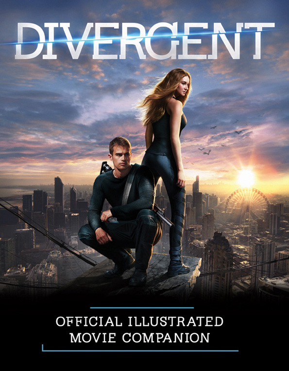 Veronica Roth The Divergent Official Illustrated Movie Companion veronica roth the initiate a divergent story