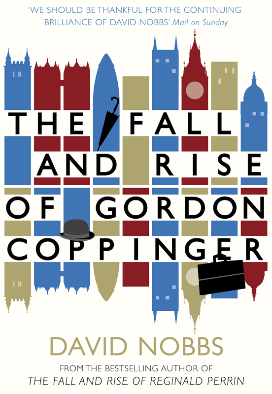 David Nobbs The Fall and Rise of Gordon Coppinger forza italia the fall and rise of italian football