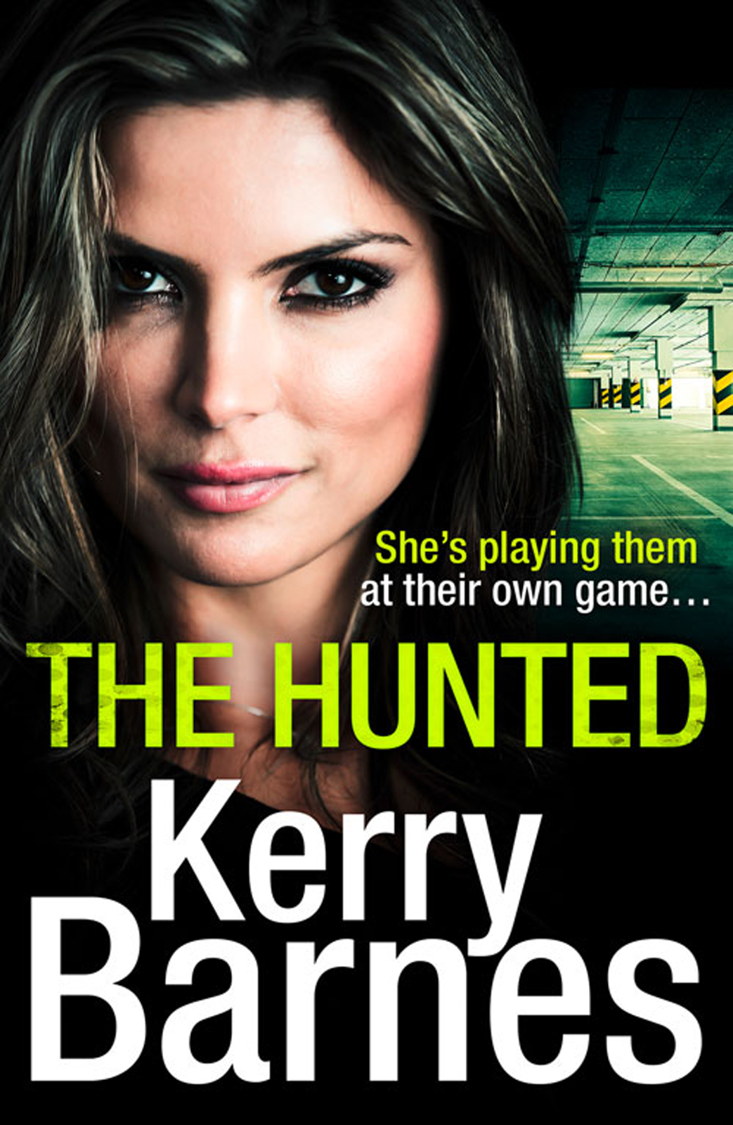 лучшая цена Kerry Barnes The Hunted: A gripping crime thriller that will have you hooked