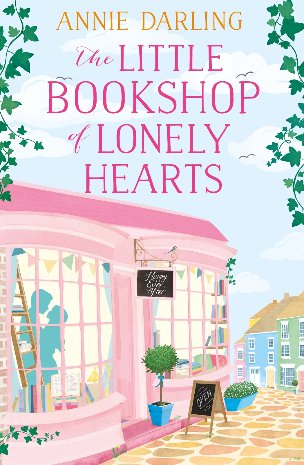 Annie Darling The Little Bookshop of Lonely Hearts: A feel-good funny romance jennifer joyce the little teashop of broken hearts