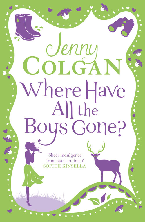 Jenny Colgan Where Have All the Boys Gone? jenny colgan jenny colgan 3 book collection amanda's wedding do you remember the first time looking for andrew mccarthy