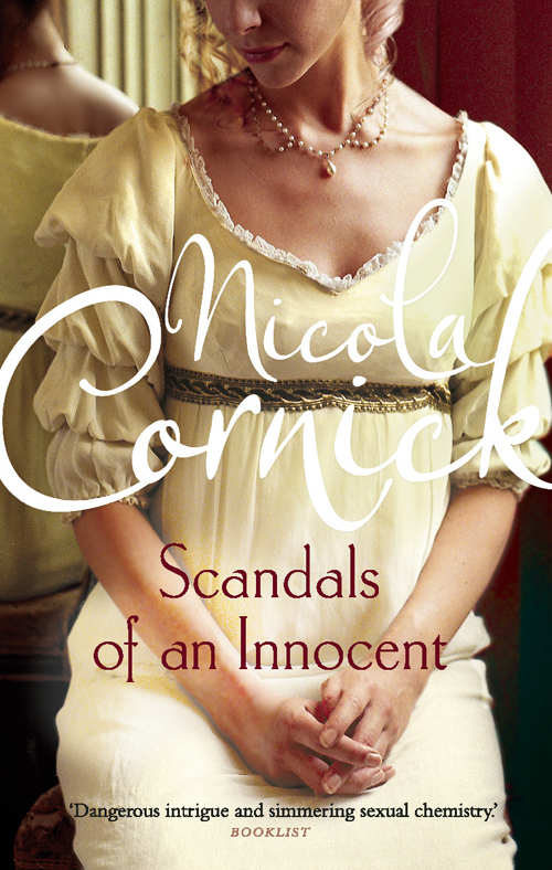 Nicola Cornick Scandals of an Innocent цена и фото