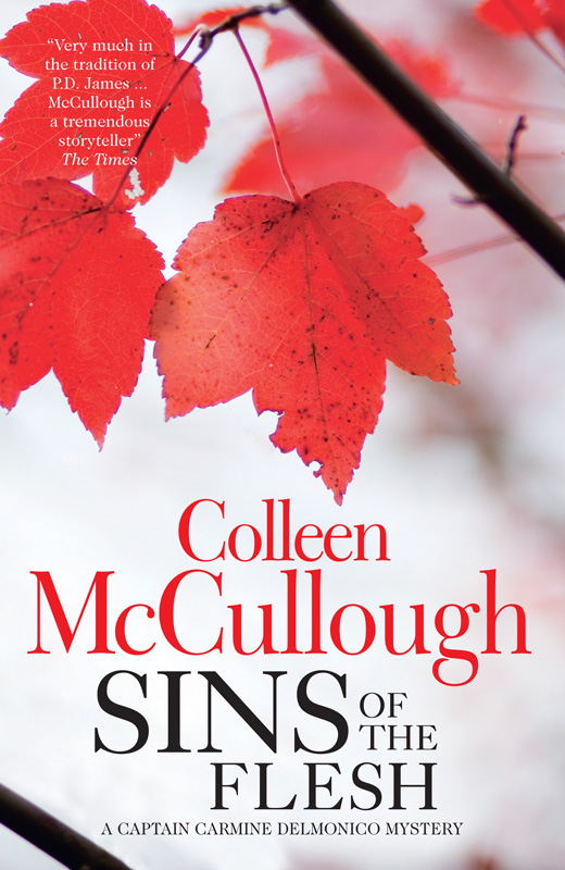 Colleen McCullough Sins of the Flesh live flesh