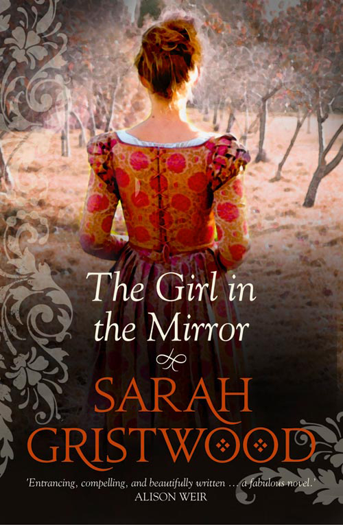 Sarah Gristwood The Girl in the Mirror wild sarah h the metabolic syndrome