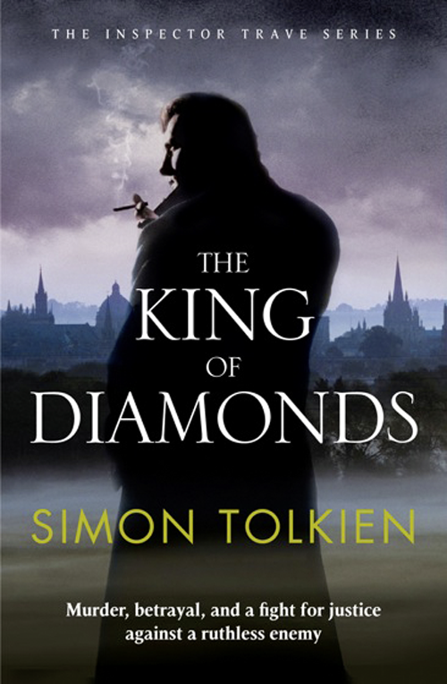 где купить Simon Tolkien The King of Diamonds дешево