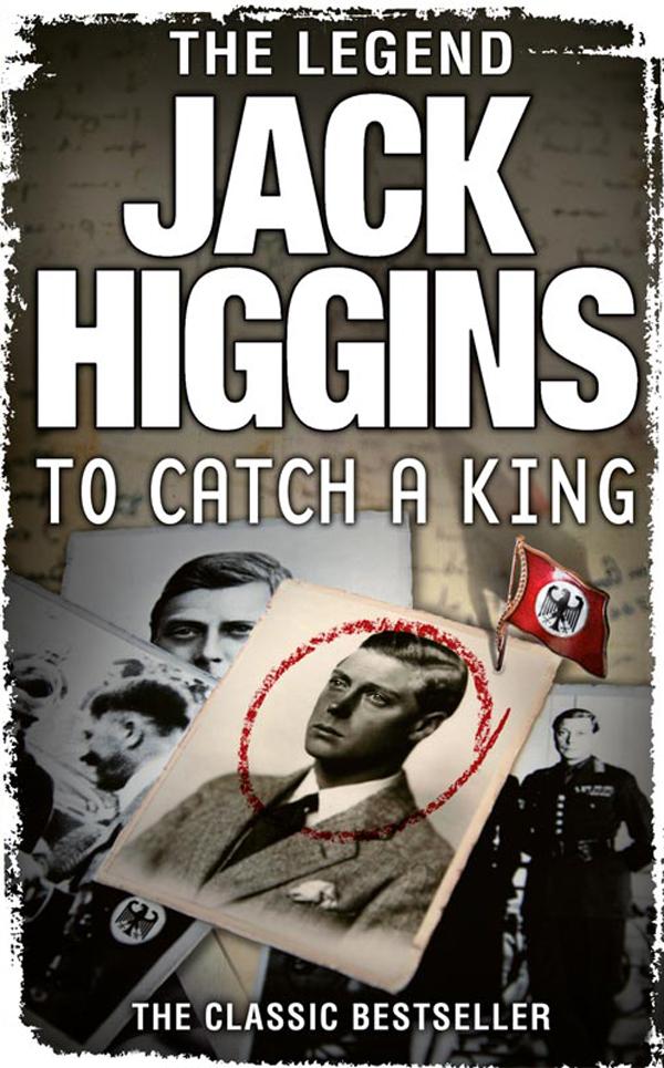 Jack Higgins To Catch a King garth ennis john higgins pride