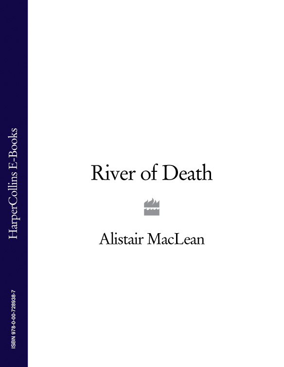 Alistair MacLean River of Death kilian in the city of sin
