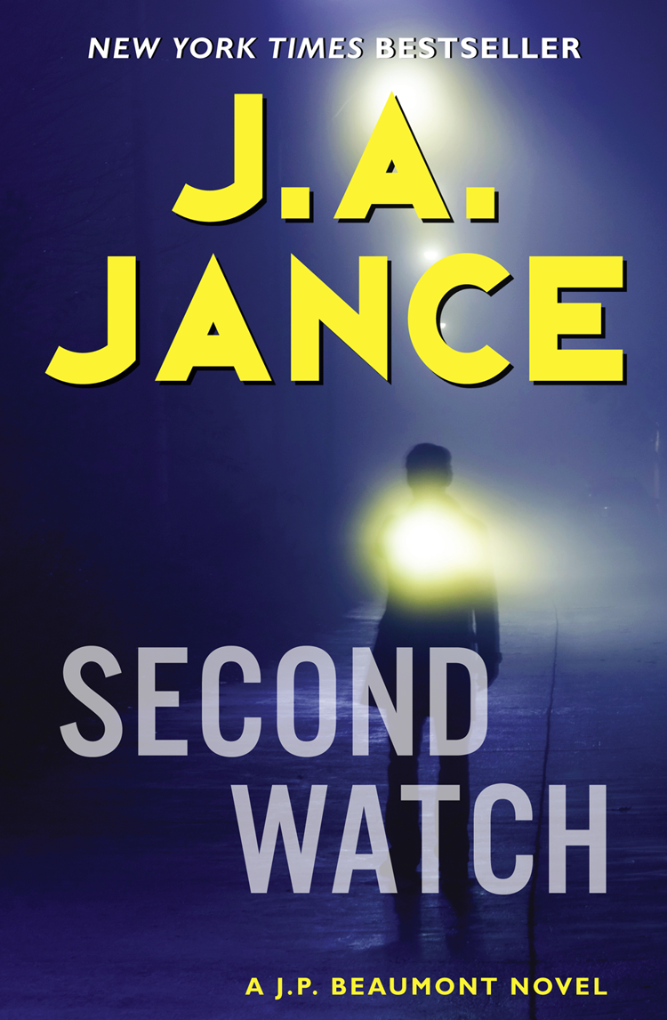 J. A. Jance Second Watch j c ryle light from old times