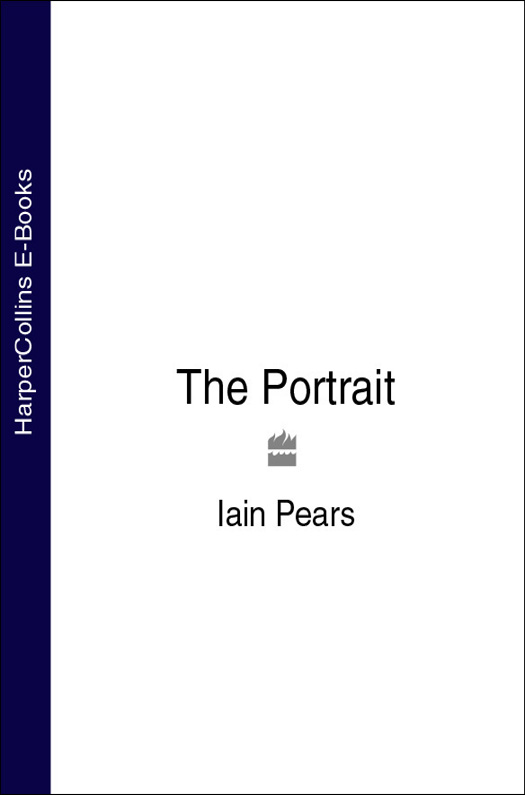 Iain Pears The Portrait drying of pears