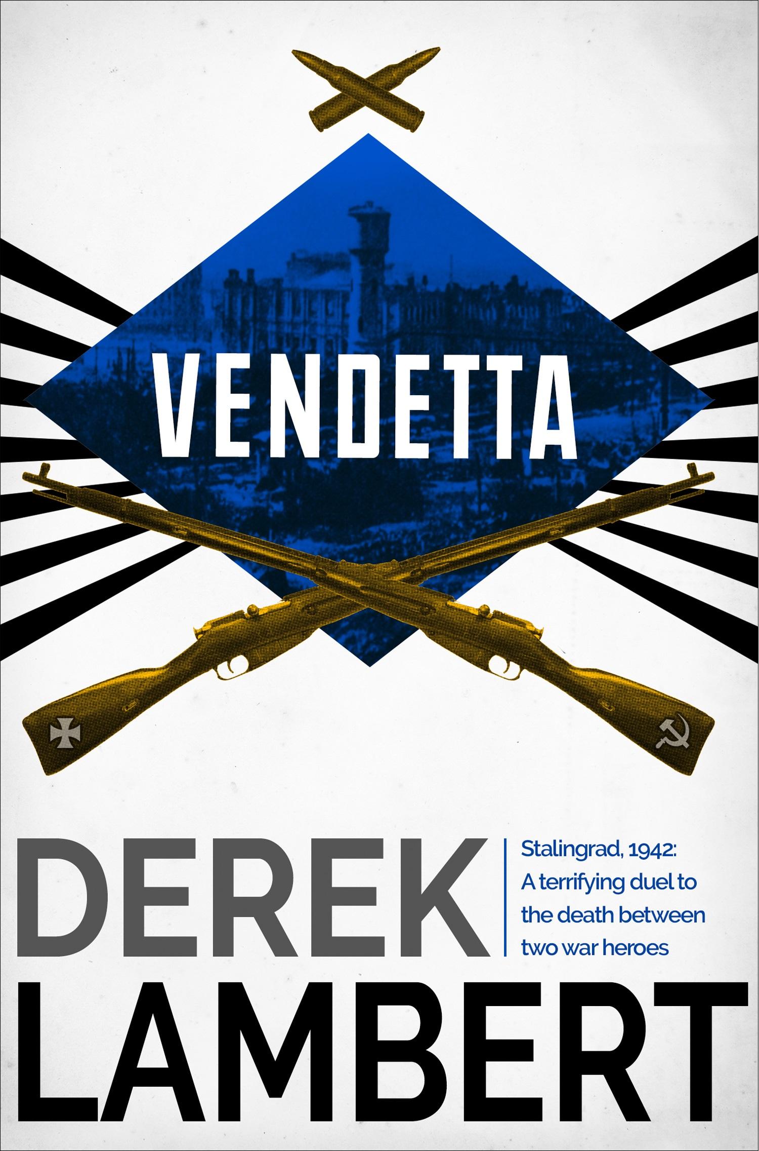 Derek Lambert Vendetta цена