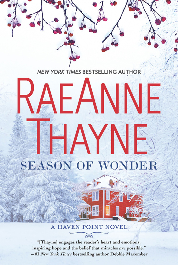 RaeAnne Thayne Season Of Wonder raeanne thayne a soldier s secret