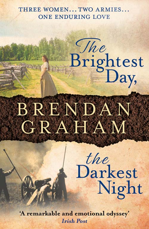 Brendan Graham The Brightest Day, The Darkest Night mary brendan the silver squire