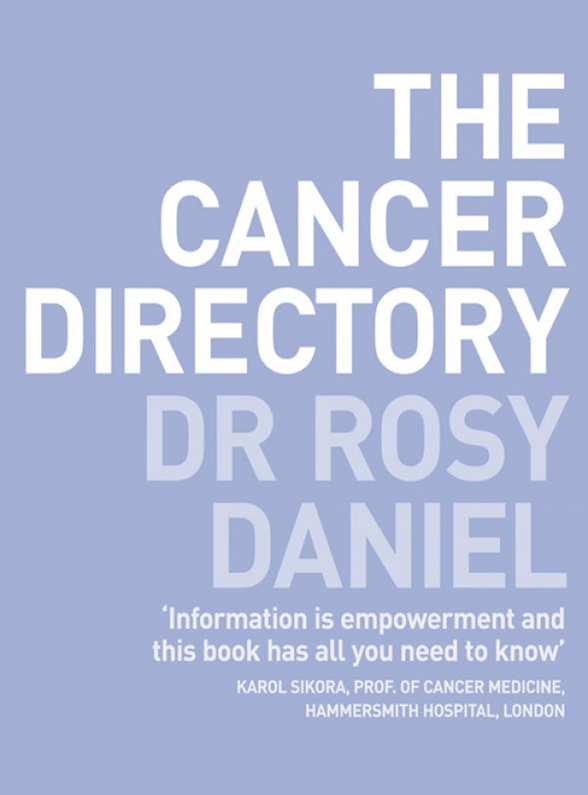 Dr. Daniel Rosy The Cancer Directory dr daniel rosy the cancer directory