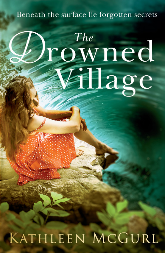 Kathleen McGurl The Drowned Village drowned ammet
