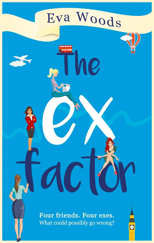 Eva Woods The Ex Factor ex the