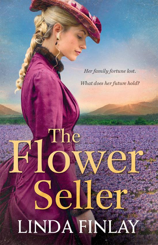 Фото - Linda Finlay The Flower Seller