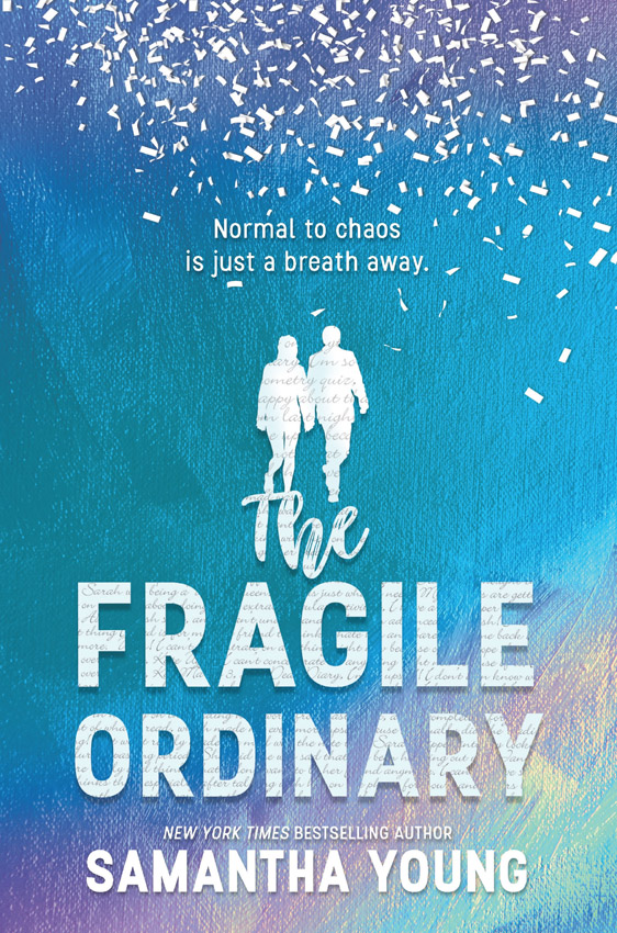 Samantha Young The Fragile Ordinary fragile things