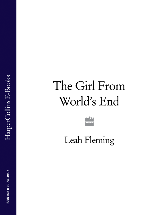 Фото - Leah Fleming The Girl From World's End brandon fleming the crooked house