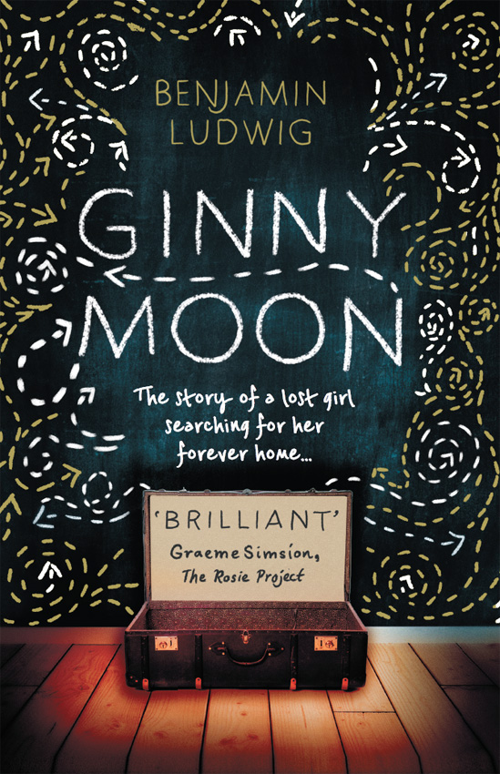 Benjamin Ludwig The Original Ginny Moon benjamin ludwig the original ginny moon