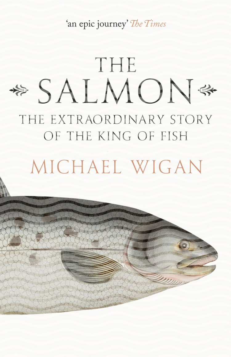 Michael Wigan The Salmon: The Extraordinary Story of the King of Fish the king of style dressing michael jackson