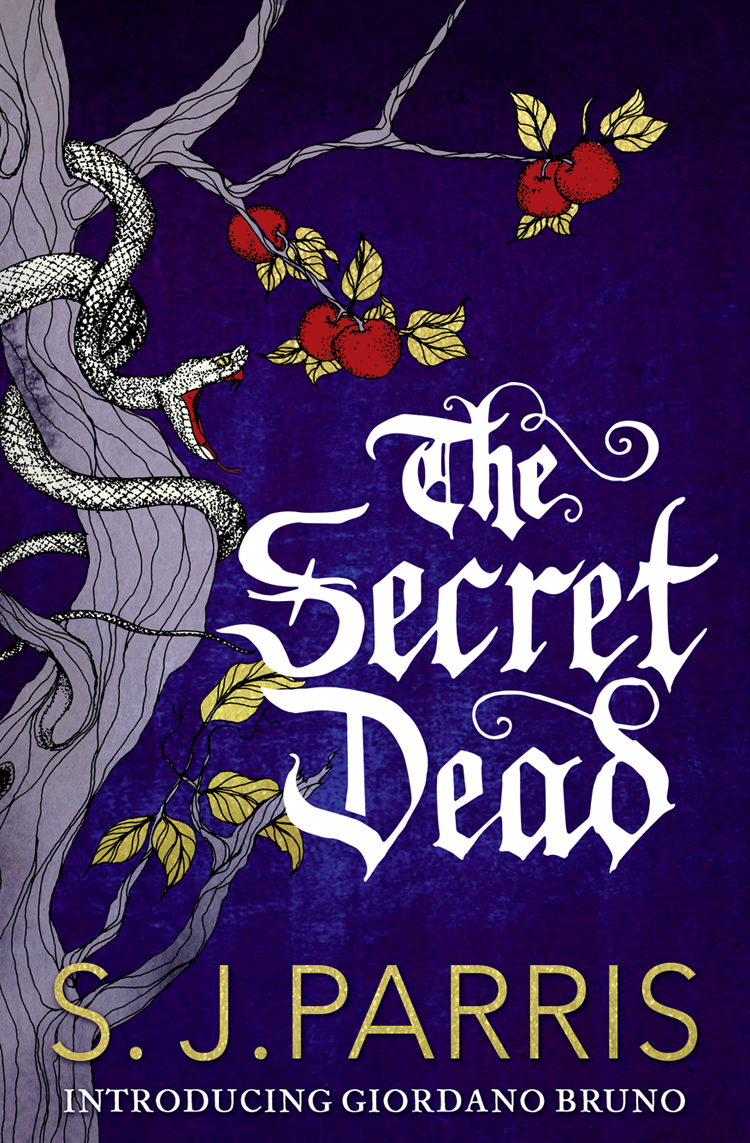 S. J. Parris The Secret Dead: A Novella manmy s secret 789017
