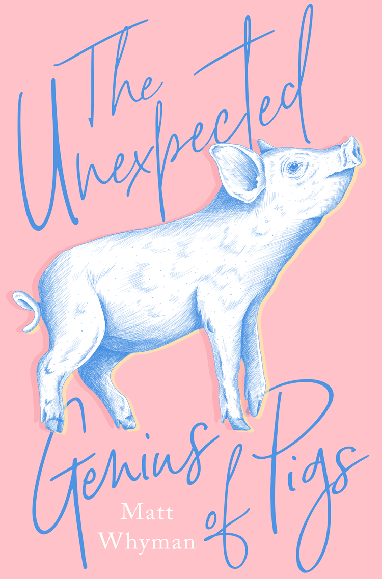 Matt Whyman The Unexpected Genius of Pigs max perkins editor of genius