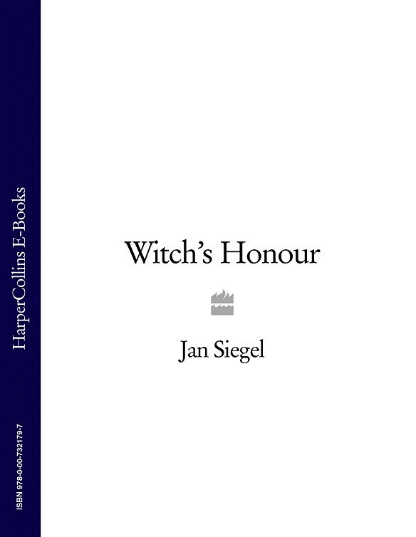 Jan Siegel Witch's Honour jon siegel quick corba 3 isbn 9780471437840