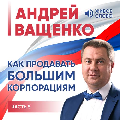 Андрей Ващенко Как продавать большим корпорациям. Часть 5 наука не скука 6